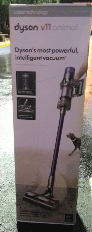DYSON V11 ANIMAL * Brand New * Full Warranty* Strongest Cordless VACCUUM in the WORLD* for Sale in Miami, FL