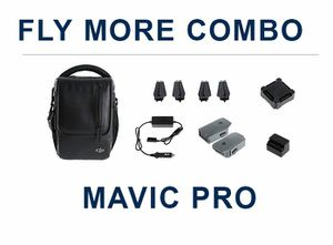 Mavic Pro Combo for Sale in Hallandale Beach, FL