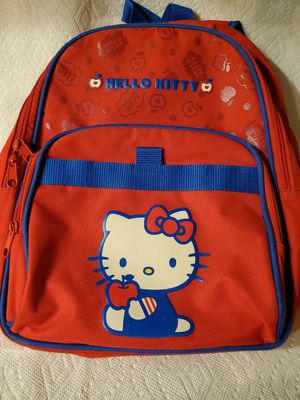 Hello Kitty backpack. for Sale in Miami, FL