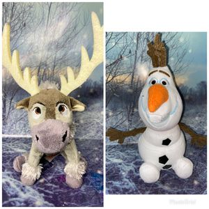 TY disney Sven and Olaf plush for Sale in Long Beach, CA