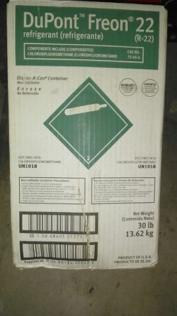 Freon DuPont 22 for Sale in Fenton,  MO