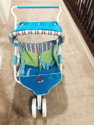American Girl Doll twin stroller for Sale in North Las Vegas, NV