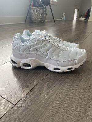 Nike AirMax triple white size 11 for Sale in Wichita, KS