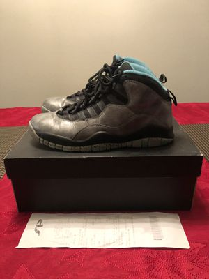 """Air Jordan 10 """"Lady Liberty"""" size 8.5 for Sale in Los Angeles, CA"""
