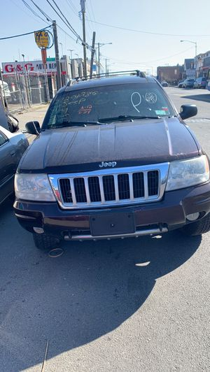 2004 Jeep grandcherokee limited 4.7L(for parts only) for Sale in Queens, NY