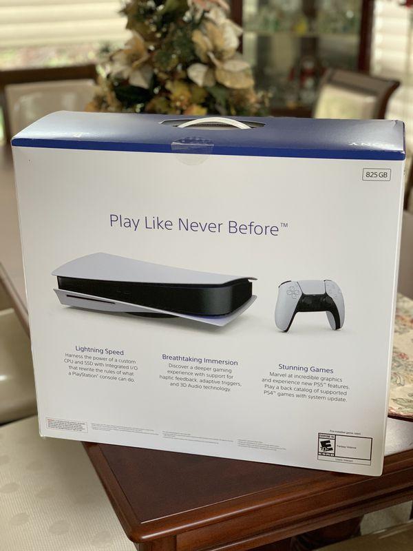 PlayStation 5 Disc