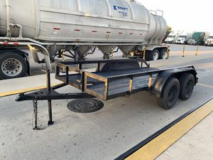 12x5 utility trailer for Sale in Burleson, TX