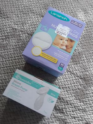 Breast Pump and Pads for Sale in Stockton, CA