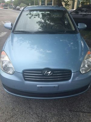 2009 hyundai accent..79k..clean title for Sale in Coral Gables, FL