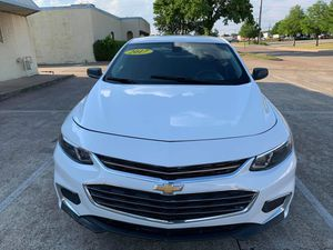 2017 CHEVY MALIBU LS/56K MILES/BACK CAMERA/ REBUILT TITLE for Sale in Garland, TX