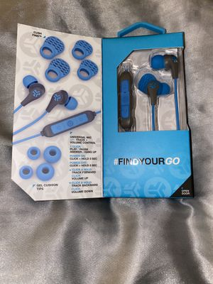 JLab Audio JBuds Pro Bluetooth Wireless Signature Earbuds- Blue NEW IN BOX! for Sale in Turtle Creek, PA