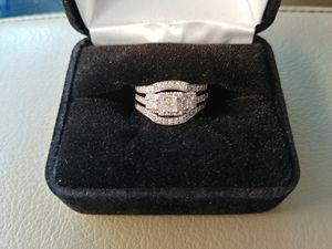 White gold wedding ring for Sale in Concord, NC