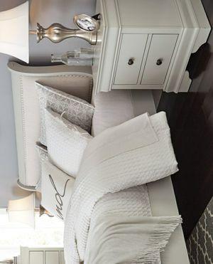 BRAND NEW💥Jorstad Gray Sleigh Bedroom Set | B378 for Sale in Jessup, MD