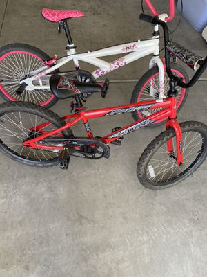 Boy and Girl 20 inch bikes for Sale in Phoenix, AZ