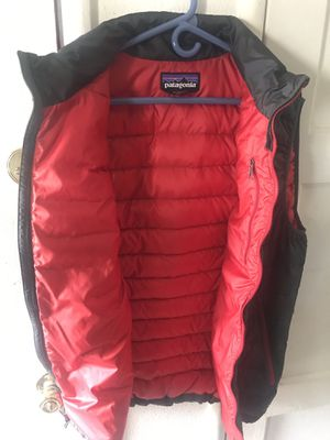 patagonia vest XL for Sale in Menlo Park, CA
