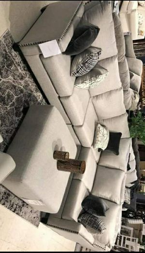 Hallenberg Fog LAF Sectional,💥💥💥NEW💥💥💥. Same day delivery. Free Delivery. for Sale in Pasadena, TX