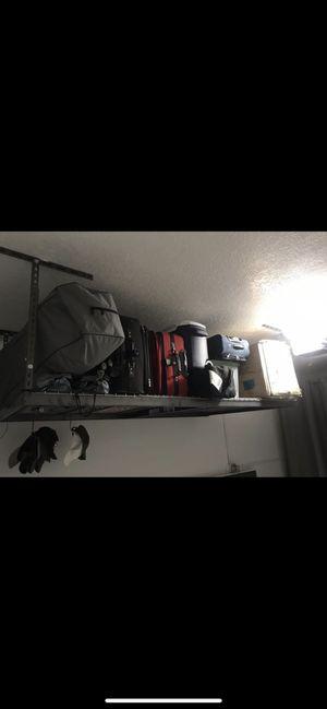 Garage Overhead Storage Rack for Sale in Hialeah, FL