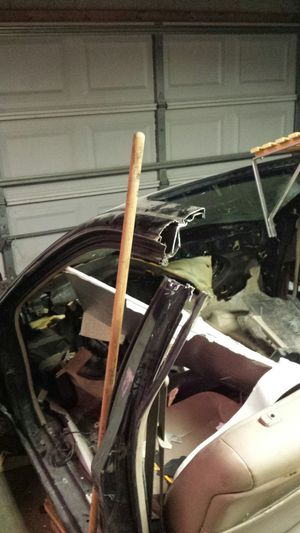 Free scrap metal 1/3 of a car for Sale in Manheim, PA