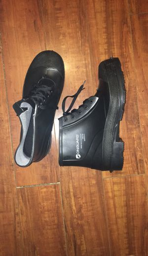 Brand new winter steel toe work boots for Sale in Obetz, OH