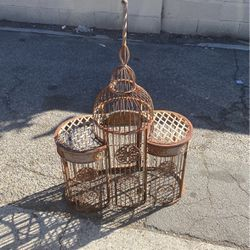 Old Metal Bird Cage for Sale in Anaheim,  CA