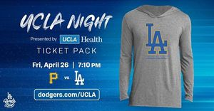 Dodgers UCLA night hoodie for Sale for sale  Baldwin Park, CA