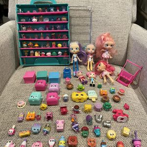 Huge Lot Shopkins Collection for Sale in West Sacramento, CA
