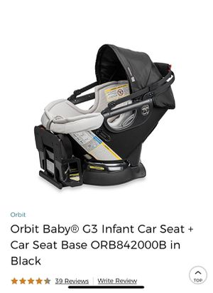 Orbit Infant Car Seat!!! for Sale in Los Angeles, CA