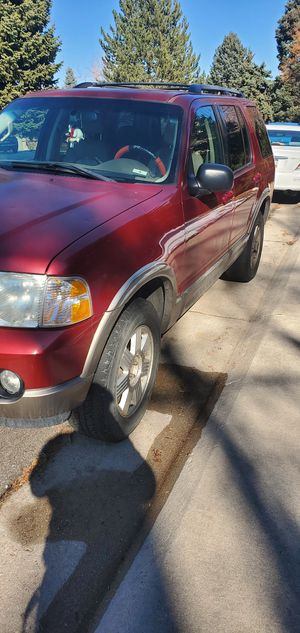 2003vFord explorer, eddie bauer for Sale in Littleton, CO