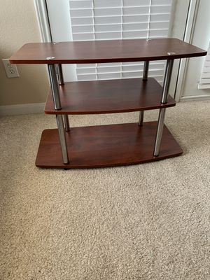 Wooden TV stand for Sale in Plano, TX