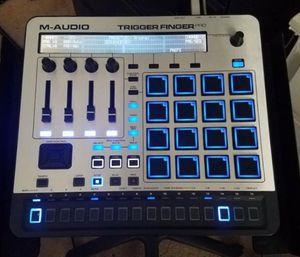 M AUDIO TRIGGER FINGER PRO for Sale in Southfield, MI
