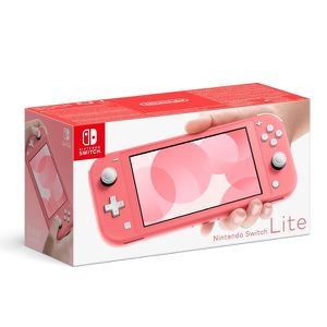 Brand new Nintendo switch lite Coral for Sale in Dinuba, CA