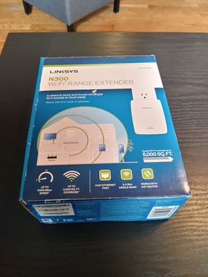 Linksys N300 WiFi Extender for Sale in Columbus, OH