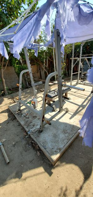 Bench/Bar/Rack for Sale in Anaheim, CA
