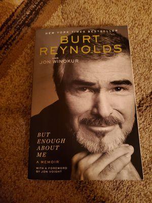 Burt Reynolds autobiography for Sale in Tampa, FL