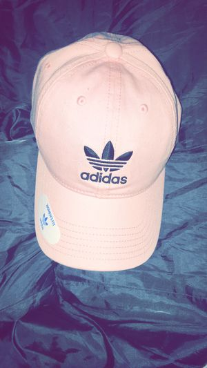 Pink adidas hat for Sale in Wallingford, CT