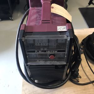 Thermal Arc 185TSW TIG Welder for Parts Offers Welcome for Sale in Scottsdale, AZ