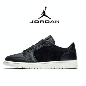 Air Jordan 1 Low Retro No Swoosh Womens 7 for Sale in Milwaukee, WI