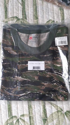 Tiger stripe Camo Shirt for Sale in North Miami, FL