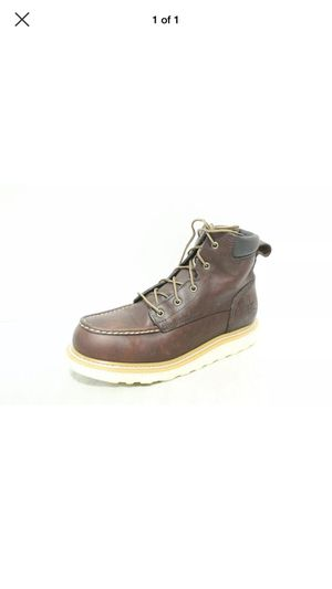 01I-1817 Irish Setter Ashby Aluminum Toe Men's Work Boot size 10 D for Sale in Campbell, CA