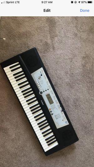 Yamaha keyboard for Sale in Pontiac, MI