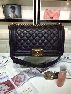 Chanel Le Boy Bag Check Description for Sale in Chicago, IL