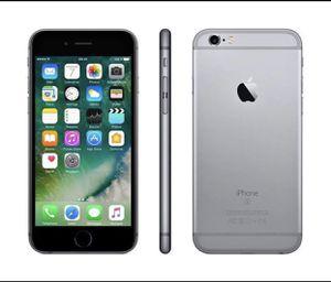 Iphone 6 64gb black for Sale in Seattle, WA