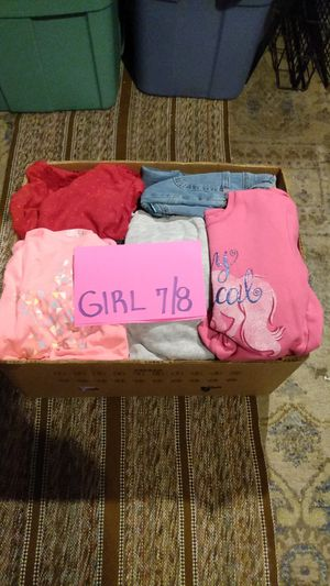 Girls Clothes ( size 7/8 ) 50+ for Sale in Riverside, CA