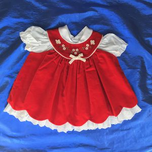 Christmas Holiday Dress - Baby for Sale in Bolingbrook, IL