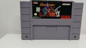 SUPER NINTENDO NBA HANG TIME for Sale in St. Louis, MO
