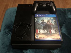 PS4 with 2 game for Sale in Providence, RI