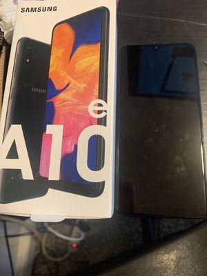 Samsung galaxy A10e for Sale in Kansas City, MO