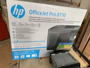 brand new hp officejet pro 8710 never opened for Sale in West Chicago, IL