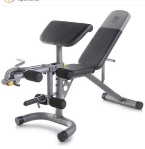 Olympic workout bench for Sale in Sarasota, FL