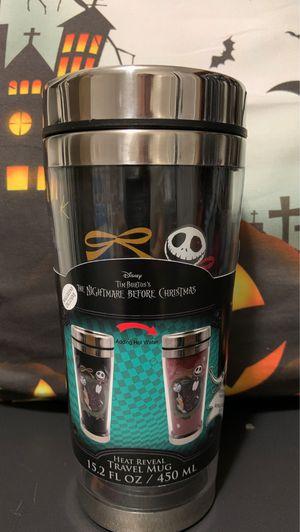 Nightmare before Christmas heat reveal travel mug for Sale in Santa Fe Springs, CA